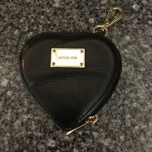 Michael Kors Heart shaper Coin Purse